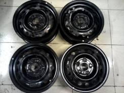 Стальные диски 15 5x114.3 ET46; 6j (4 шт) KIA Hyundai