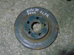 Тормозной диск, передний.