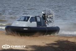 Катер на воздушной подушке Christy-555
