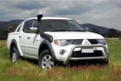 Шноркель для Mitsubishi L200, Pajero Sport, Challenge, Triton 96-2015