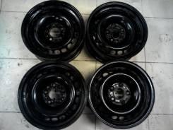 Стальные диски BMW 16 5x120 ET33 6,5j (4 шт)