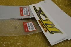 17521-MCC-G00ZB наклейка на бак оригинал Honda X-11 CB1100SF X11 Mark,