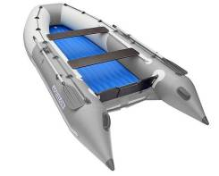 Лодка надувная ПВХ Aquilon 390, пол надувной низкого д, с-б в Наличии