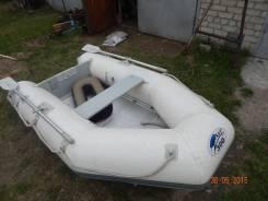 Продам моторную лодку z-ray iii 300