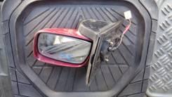 Зеркало правое Toyota Starlet EP91, Бордовое.