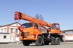 КС 55713-5К-1 автокран 25т. (КАМАЗ-43118), 2017