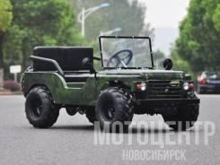 Мини джип Mini Rover, 2015