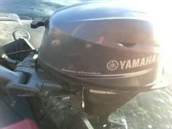 Лодочный мотор Ямаха 15 четыре такта