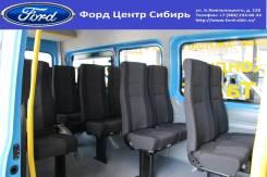 Ford Transit Jumbo, 2016