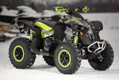 BRP Can-Am Renegade 1000 XXC. исправен, есть псм\птс, без пробега