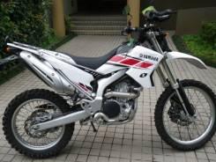 Yamaha WR 250, 2009