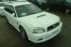 Subaru Legacy Wagon GT, 2002