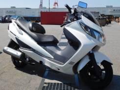 Suzuki Skywave 250 в разбор