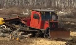 АТЗ ТТ-4. Трелёвочный трактор ТТ-4, 11 150куб. см., 6 000кг., 7 000кг.