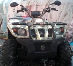 Stels ATV 500, 2011