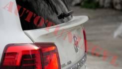 Спойлер под стекло WALD на Toyota LAND Cruiser 200 2016