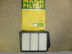 Фильтр воздушный MANN C3028 Chevrolet Lacetti Отправка ТК