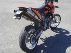 KTM 640 Supermoto, 2004