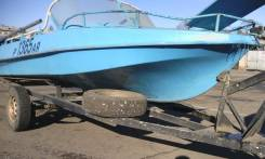 Продажа моторной лодки