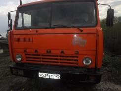 Камаз 55111, 1986