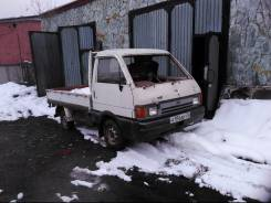 Mazda Bongo, 1985