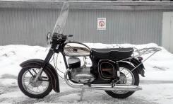 Ява CZ 250, 1962