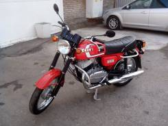 Ява CZ 350, 1986