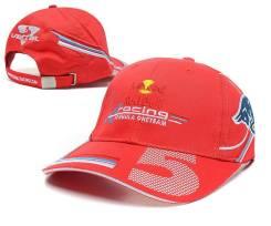 Кепка Red Bull Vettel красная