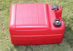 Бак топливный для лодочного мотора 24л