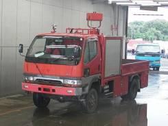 Mitsubishi Fuso Canter. Mitsubishi Canter Мостовой Пожарка, 4 560куб. см., 3 000кг., 4x4. Под заказ