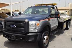Ford F-550, 2012
