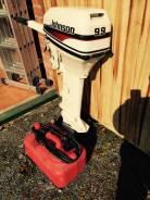 Лодочный подвесной мотор Johnson 9,9