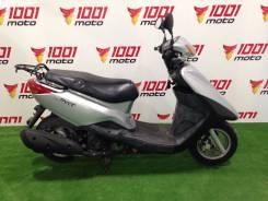 Yamaha Axis 125, 2009