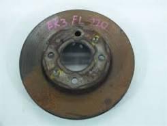 Тормозной диск Хонда Цивик 1995-2001г б/у без пробега по РФ