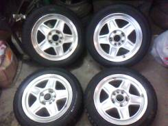 Продам колёса R-15 литьё на зимней резине