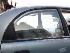 Стекло двери задней правой Chevrolet Lanos