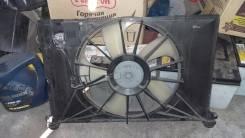 Диффузор радиатора Toyota Corolla Fielder NZE141G. 1NZFE. Chita CAR