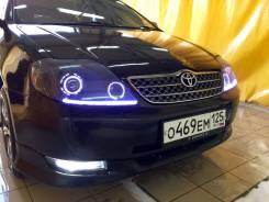 Тюнингованные фары на Toyota Corolla - Filder