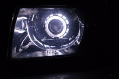 Фара. Mitsubishi Pajero iO, H61W, H62W, H66W, H67W, H72W, H76W, H77W Двигатели: 4G93, 4G94