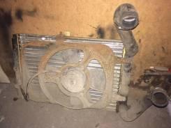 Радиатор с эл. вентилятором на  ИЖ 2717