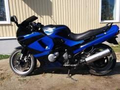 В разбор! Kawasaki ZZR400 (1)