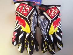 Мото перчатки KINI1 RED BULL, мотоперчатки размер M М