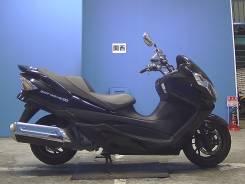 Suzuki Skywave 250, 2011