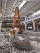 Doosan DX300LC-A Demolition, 2019