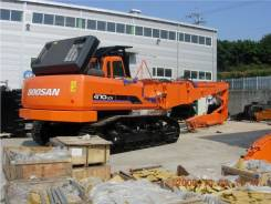 Doosan S470 LC-V Demolition, 2019