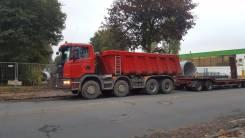 Scania G450. - 8x4, 11 980куб. см., 19 900кг., 8x4