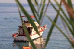 Яхта Сильвертон