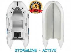Лодка ПВХ Mercury Active 360 - Осенний Ценопад! Гар-я 5 лет!