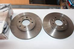 NK202647Торм. диск пер. вент. [258x21] 5 отв. комплект