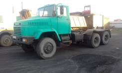 Краз 6443. Продается седельный тягач КрАЗ 6443, 14 860куб. см., 27 960кг., 6x6